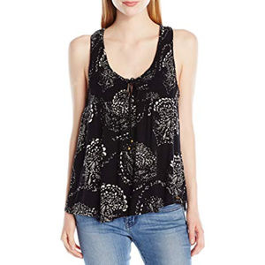 O'Neill Rolla Tank Top Black Size S